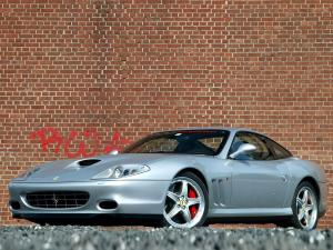2002 Ferrari 575 M Maranello by Edo Competition