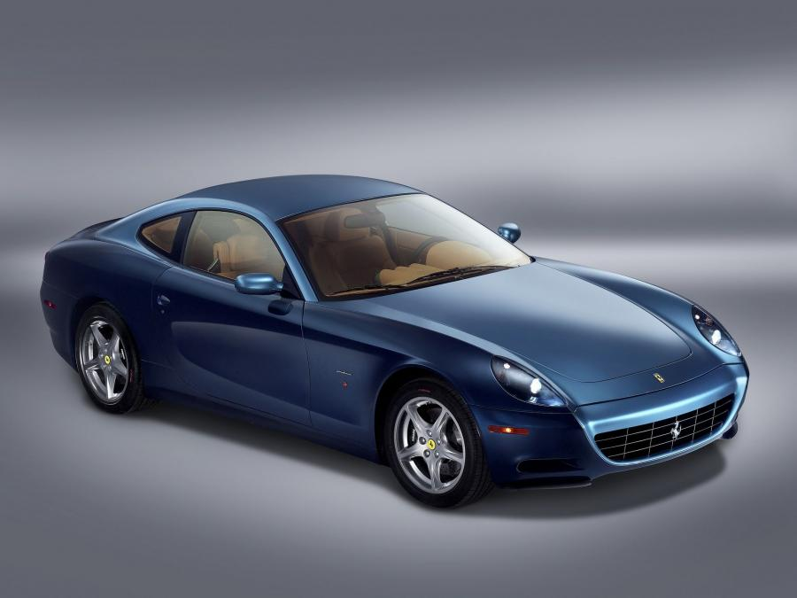 Ferrari 612 Scaglietti Option Package