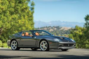 2005 Ferrari 575 Superamerica with Fiorano Handling Package
