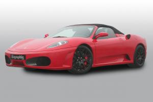 Ferrari F430 Spider by Cargraphic 2007 года