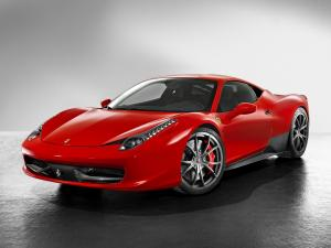 Ferrari 458 Italia Option Package 2009 года