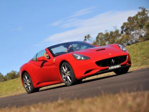 Ferrari California 2009 года