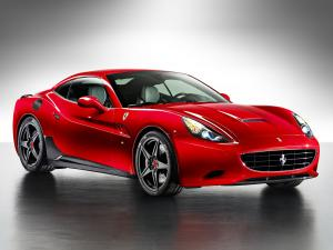 2010 Ferrari California Limited Edition