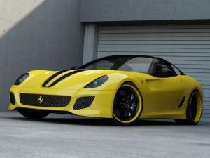 2011 Ferrari 599 GTO by Wheelsandmore