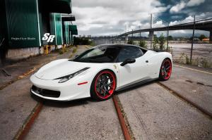 2012 Ferrari 458 Italia Ice Blade by SR Auto Group