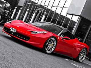 Ferrari 458 Italia by Project Kahn 2012 года