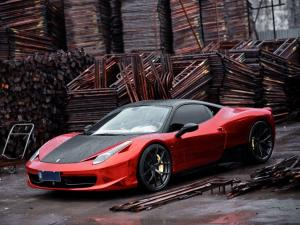 Ferrari 458 Italia by SR Auto Group 2012 года