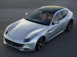 2012 Ferrari FF Panoramic Roof