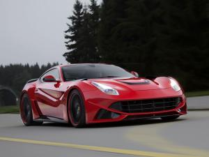 Ferrari F12berlinetta N-Largo by Novitec Rosso 2013 года