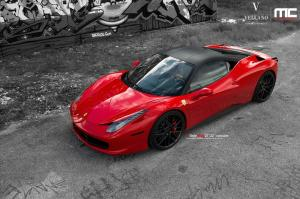 Ferrari 458 Italia by MC Customs