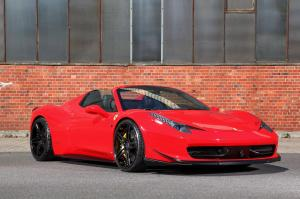 Ferrari 458 Italia by MEC Design