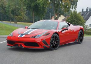 Ferrari 458 Speciale by Mansory 2014 года