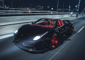 2014 Ferrari 458 Spider by Liberty Walk