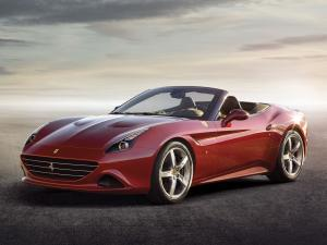 Ferrari California T 2014 года