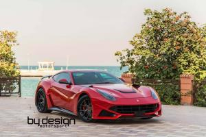 2014 Ferrari F12berlinetta N-Largo by Novitec Rosso and ByDesign Motorsports