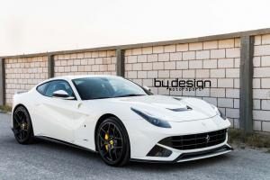 Ferrari F12berlinetta by ByDesign Motorsports 2014 года