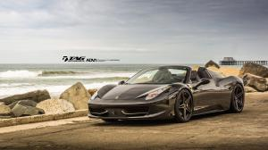 2015 Ferrari 458 Italia by TAG Motorsports on ADV.1 Wheels (ADV05MV2SL)