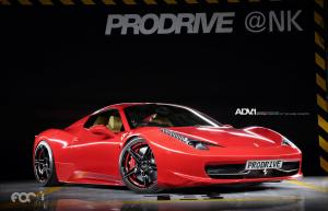 2015 Ferrari 458 Speciale by ProDrive on ADV.1 Wheels (ADV5MV1SL)