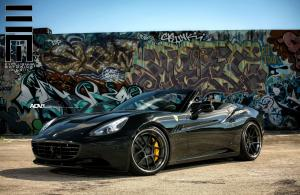 2015 Ferrari California by Exclusive Motoring on ADV.1 Wheels (ADV50TS)