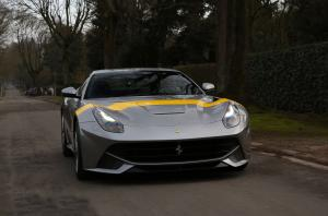 2015 Ferrari F12berlinetta Tour de France 64 Special Edition