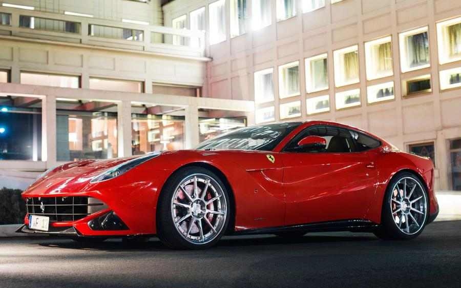 Ferrari F12berlinetta by RevoZport '2015