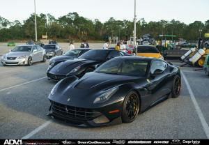 2015 Ferrari F12berlinetta on ADV.1 Wheels (ADV10RTSCS)