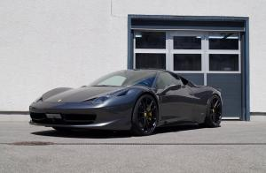 2016 Ferrari 458 Italia by Cartech