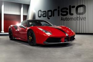 Ferrari 488 GTB by Capristo Automotive 2016 года