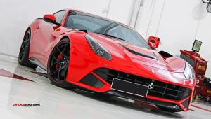 2016 Ferrari F12berlinetta by Novitec Rosso and Concept Motorsport
