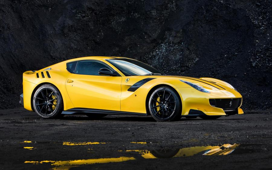 Ferrari F12tdf Tailor Made (UK) '2016