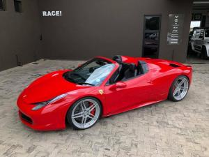 Ferrari 458 Italia by RACE! 2017 года