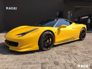 Ferrari 458 Speciale by DMC and RACE! 2017 года