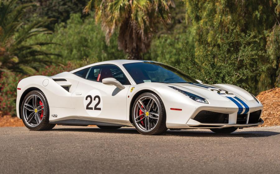 2017 Ferrari 488 GTB The Lucybelle