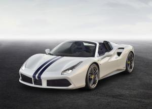2017 Ferrari 488 Spider The White Spider