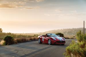 2017 Ferrari California T The Readhead