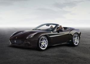 Ferrari California T The Steve McQueen 2017 года