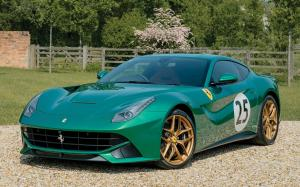 Ferrari F12berlinetta The Green Jewel