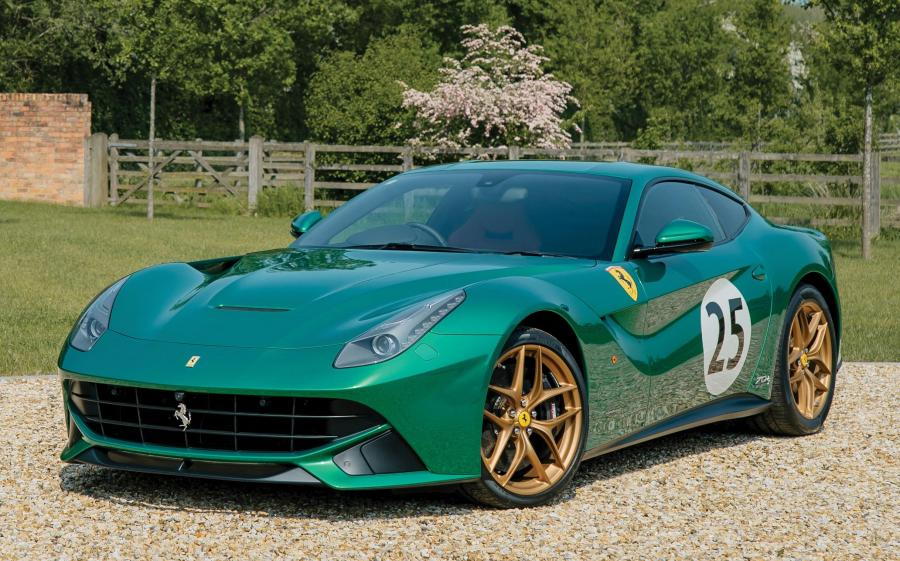 Ferrari F12berlinetta The Green Jewel (227624) '2017
