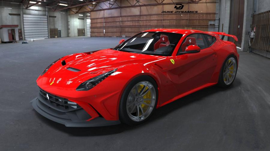 Ferrari F12berlinetta Widebody by Duke Dynamics '2017