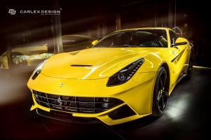 2017 Ferrari F12berlinetta by Carlex Design