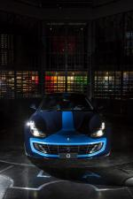 Ferrari GTC4Lusso AZZURA by Garage Italia Customs 2018 года