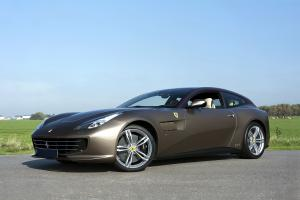 2018 Ferrari GTC4Lusso The Grand Tourer