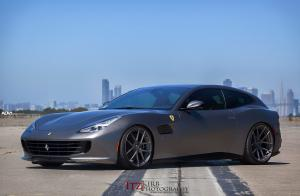 2018 Ferrari GTC4Lusso by GMP Autosport on ADV.1 Wheels (ADV5.0 M.V2 SL)