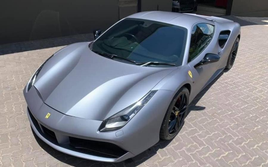 Ferrari 488 GTB by RACE! '2019