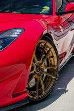 Ferrari 812 Superfast on ADV.1 Wheels (ADV5.2 M.V2 CS) 2020 года