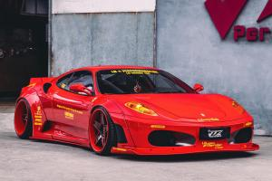 2020 Ferrari F430 by Liberty Walk