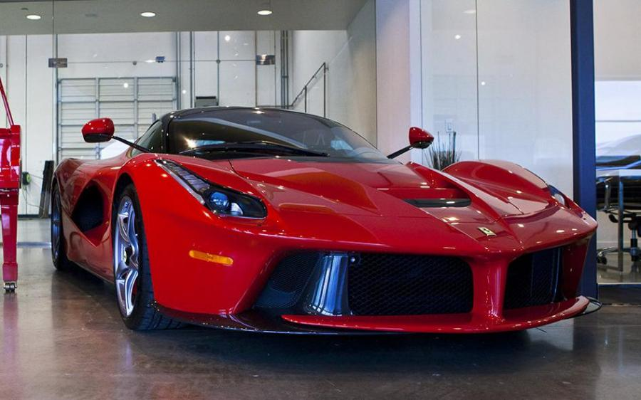 Ferrari LaFerrari by SR Auto Group '2020