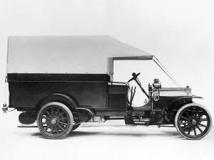 1906 Fiat 18/24 HP Camion