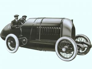 Fiat S.76 300 HP Record 1911 года