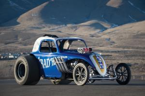 1937 Fiat Topolino Bad Habit Fuel Altered